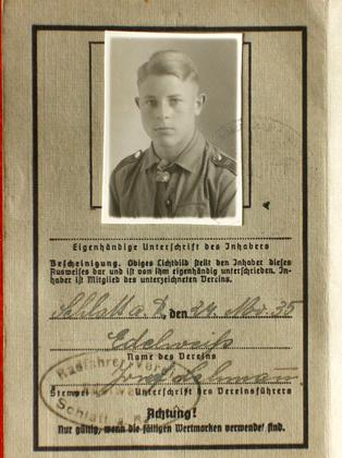 an essay on the organization of the hitler youth movement
